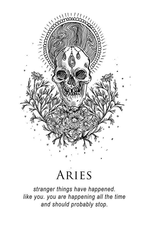 aries stranger